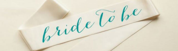 bachelorette party bride header