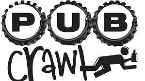 pub crawl party bus rental